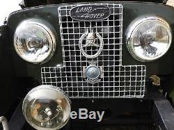 1955 Series 1 Land Rover V8