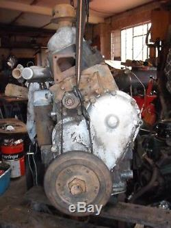 1957 2 litre spread bore petrol engine Rover 60 Land Rover series 1 iron head