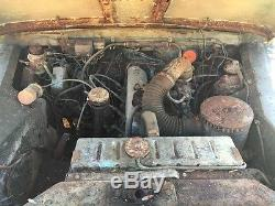 1958 Land Rover Series 2 II Barn Find Restoration Project Very Early Example