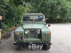 1959 Land Rover Series 2 SWB 88