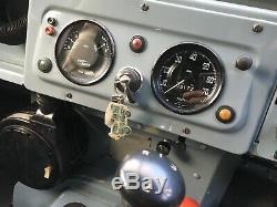 1960 Land Rover Series II 109. Overdrive, Freewheeling Hubs. Winch etc etc