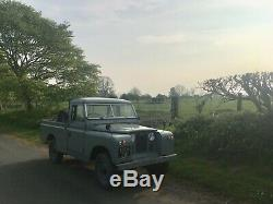 1961 Land Rover Series 2 109