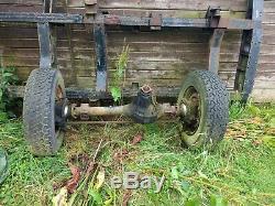 1966 Land Rover 109' Petrol Spares or Repair