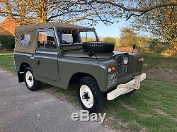 1966 Land Rover series 2A petrol. Excellent condition, Classic collectors