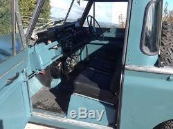 1969 Series 2a SWB Land rover