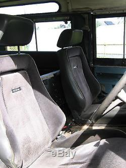 1970 Land Rover Series 2a Hybrid. 12 Months Mot. Tax Exempt. Overdrive. Winch