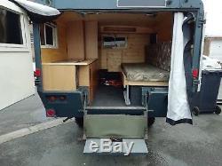 1972 Land-Rover-Series-2a-Marshall-Ambulance-RAF-Military Vehicle