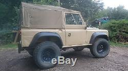 1972 Land Rover Series 3 (Galvanized chassis)