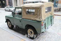 1973 Land Rover Series III 88