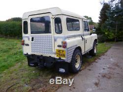 1974 Classic Land Rover Series Three 88