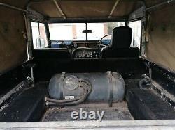 1974 Series 3 Land Rover Lightweight 12 volt GS Tax and test exempt
