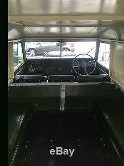 1975 LAND ROVER Series 3 109 TAX EXEMPT 2.5NA Completed'Restoration' Project