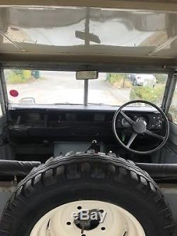 1977 Land rover Series 3 SWB Hardtop