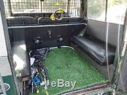 1977 Land rover series 3 Diesel