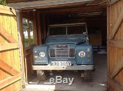 1979 Land Rover Series 3 109 2.6L Petrol 6CYL Fairey Overdrive COMPLETE