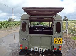 1981 Land Rover Series 3 Airportable Lightweight Restored 200tdi conversion