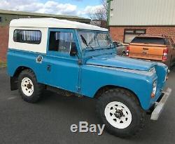1982/ Y Land Rover Series 3 Short Wheel Base 2 1/4 Petrol