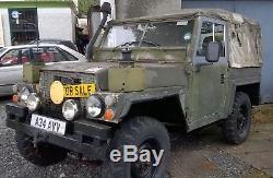 1983 FFR Land Rover Series 3 Lightweight petrol/LPG