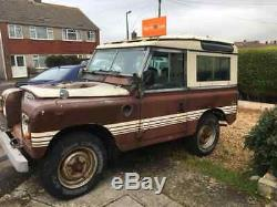 1983 Land Rover Series 3 County