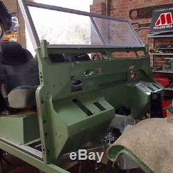 1984 Land Rover Series 3-Galv chassis- Restored