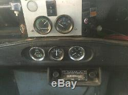 1984 Land Rover Series 3 SWB Petrol-LPG