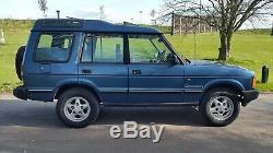 1993 Land Rover Discovery series 1 V8 i Auto 3.5 litre Last Owner 23 years