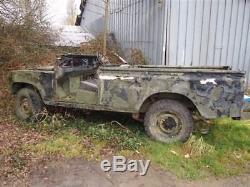 2x Land Rover Series 3 109 LHD & RHD