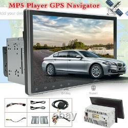 9in HD Touch Screen Android 9.1 2Din Car GPS Stereo Radio MP5 Multimedia Player