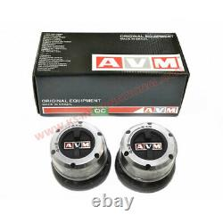 AVM405 Manual Free Wheeling Hubs For Land Rover 88 Series III 2.3D/2.3P 10/1971