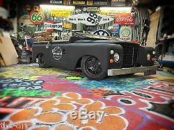 Crazy Vw Classic Beetle Land Rover Series 3 1 Off Custom Pick Up Build Aircooled