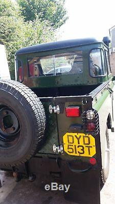 Classic land rover series 3