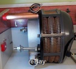 Clayton Heater Unit Complete Motor Matrix   Demist Oem