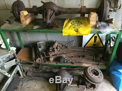 Ex Military Land Rover Series 1 One 86 good for project