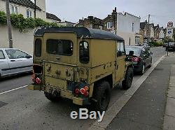 Ex Military Lightweight Land Rover Series 3, 24volt FFR 1984 with 12 Months MOT