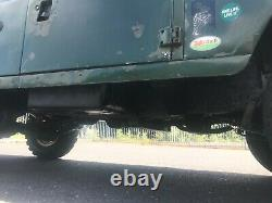 Ex-army land rover series 3 109