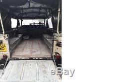 Ex mod land rover series 3 lwb 109 ffr 1984