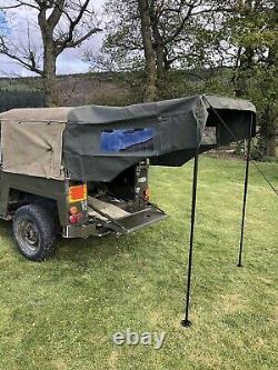 Exmoor trim Soft Top Hood Extender Series Land Rover