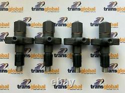 Fuel Injector x4 for Land Rover Defender Series 3 2.25 2.5 Diesel ERR1266