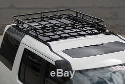 Garvin Wilderness Sport Series Land Rover Lr3 / D3 / Lr4 / D4 Roof Rack