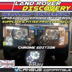Headlamp Conversion Land Rover Discovery Series 2 & 3 Vogue 02 09 Sport 05 09