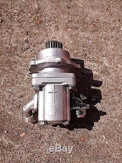 Hydraulic Power Take Off, Pto, For Land Rover Series & Selector Assembly Rtc7014
