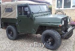 Landrover Lightweight Tax Exempt 12v Land Rover Series 88
