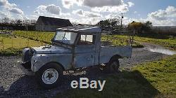 LAND ROVER 1956 Series 107