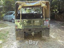 Land Rover Series 1 1957 Gearbox Faulty