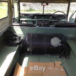 Land Rover Series 2a 1971 Tax Exempt Lpg Petrol