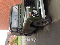 Land Rover Series 2a Diesel 2.25 1968
