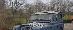 LAND ROVER SERIES 2 3,88 Roof, Hard Top, DOOR, SAFARI STATION WAGON tropical