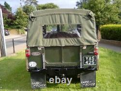 LAND ROVER SERIES 2a 1962 SWB 88, AEROPARTS CAPSTAIN WINCH, WITH ORIGINAL ACCES