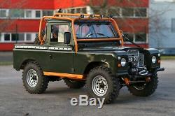 LAND ROVER SERIES 3 200TDi TRIAL OFFROAD OVERLAND