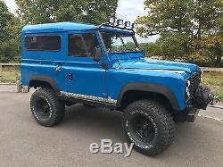LAND ROVER SERIES 3.5 EFI V8 LPG TRUCK LEATHER SEATS not 2.25 or TDi Defender